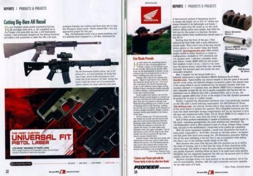 American Rifleman Article