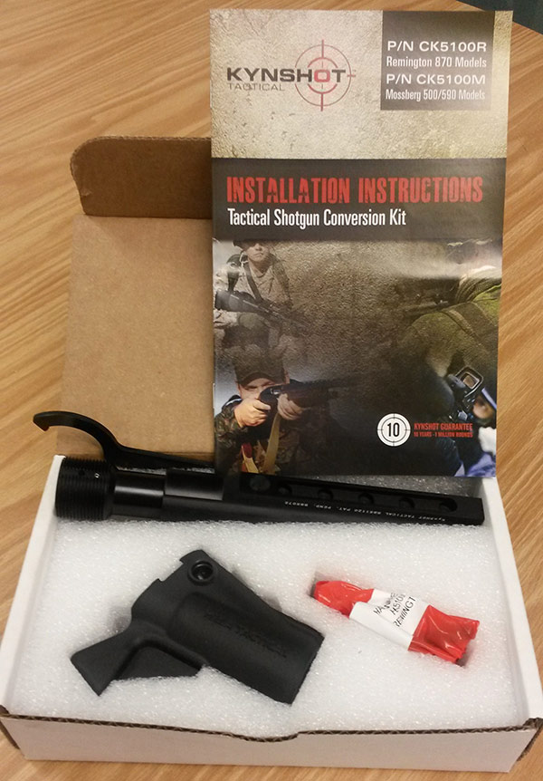 SK5100R Tactical Shotgun Conversion Kit for Remington 870